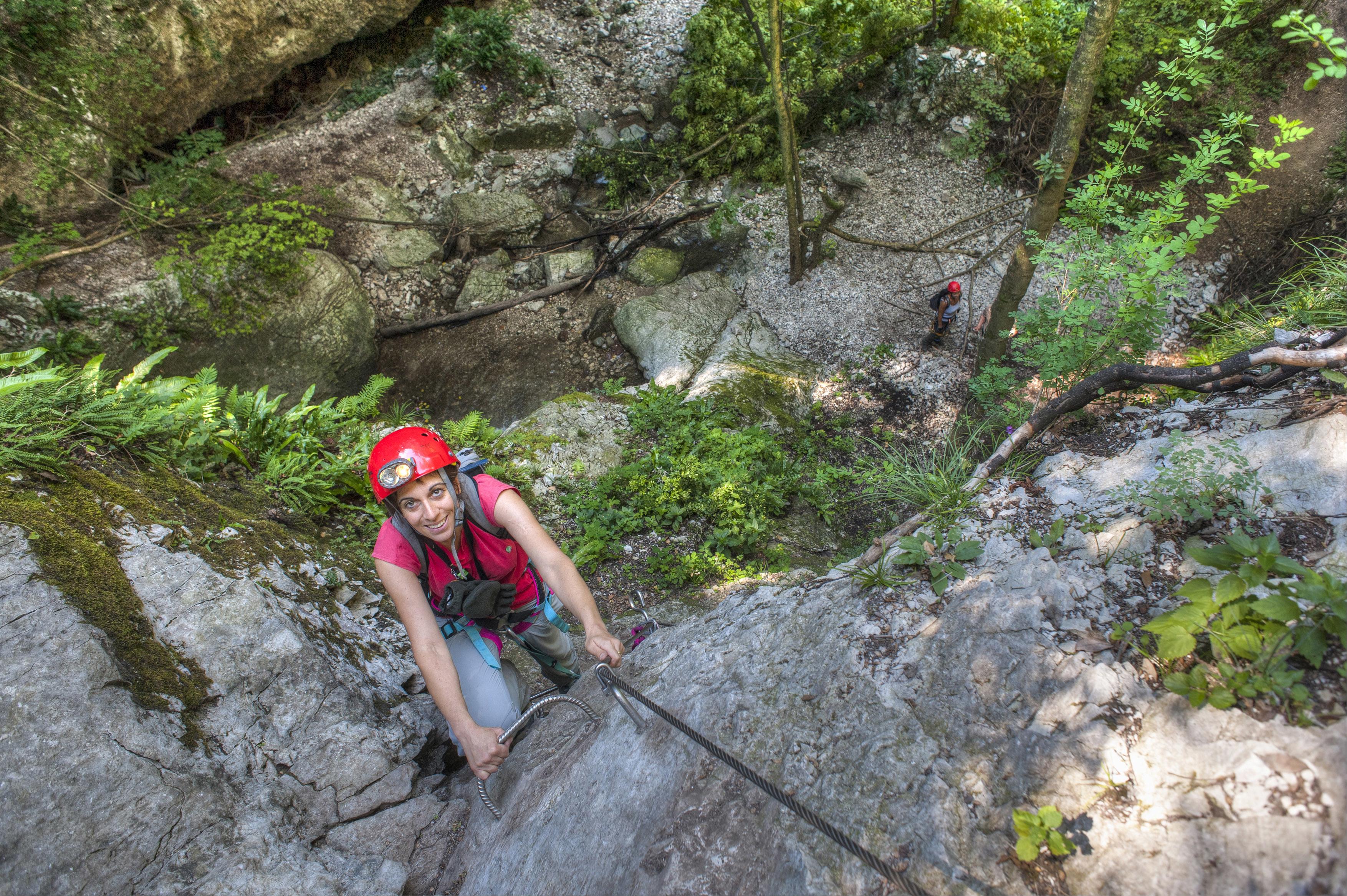 Klettersteigset Mit Seilklemme : Klettersteiggehen: das müsst ihr wissen!