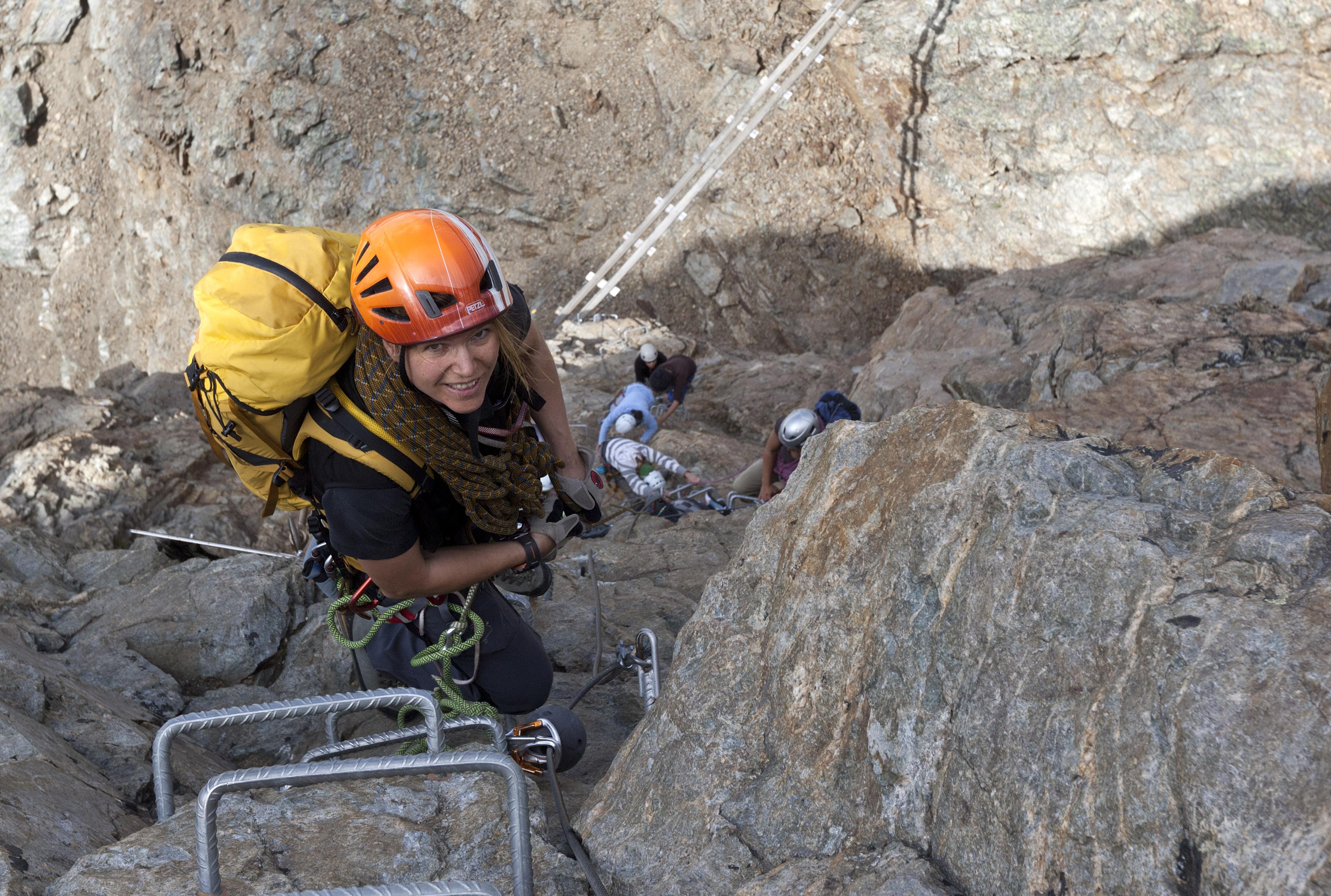 Klettersteigset Tipps : So seid ihr am klettersteig sicher unterwegs