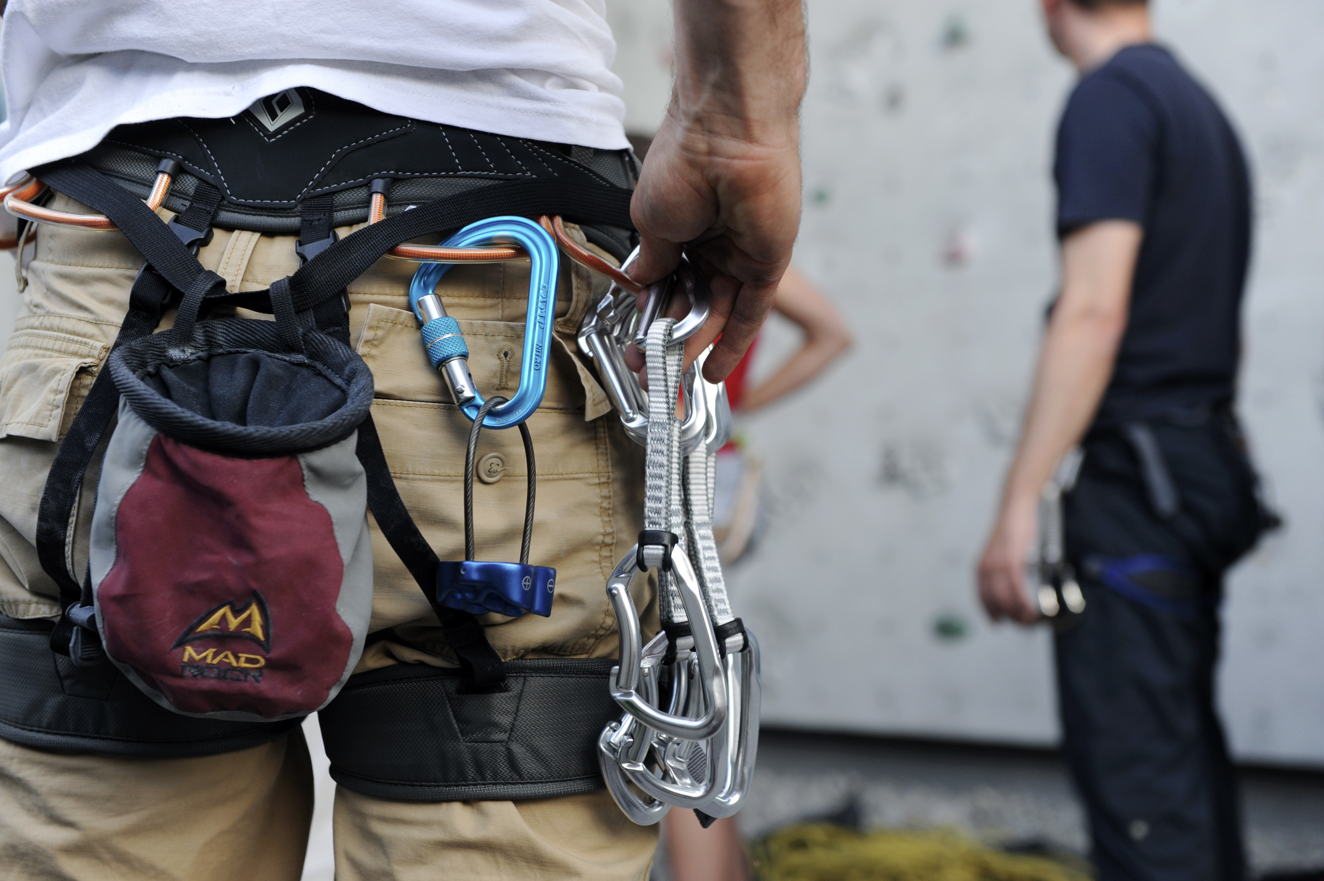 Kletterausrüstung Set Einsteiger : Sportklettern: diese ausrüstung braucht ihr!