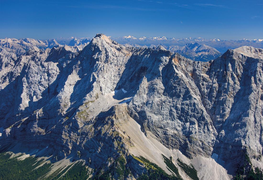 Klettersteig Stopselzieher : Über den stopselzieher auf die zugspitze
