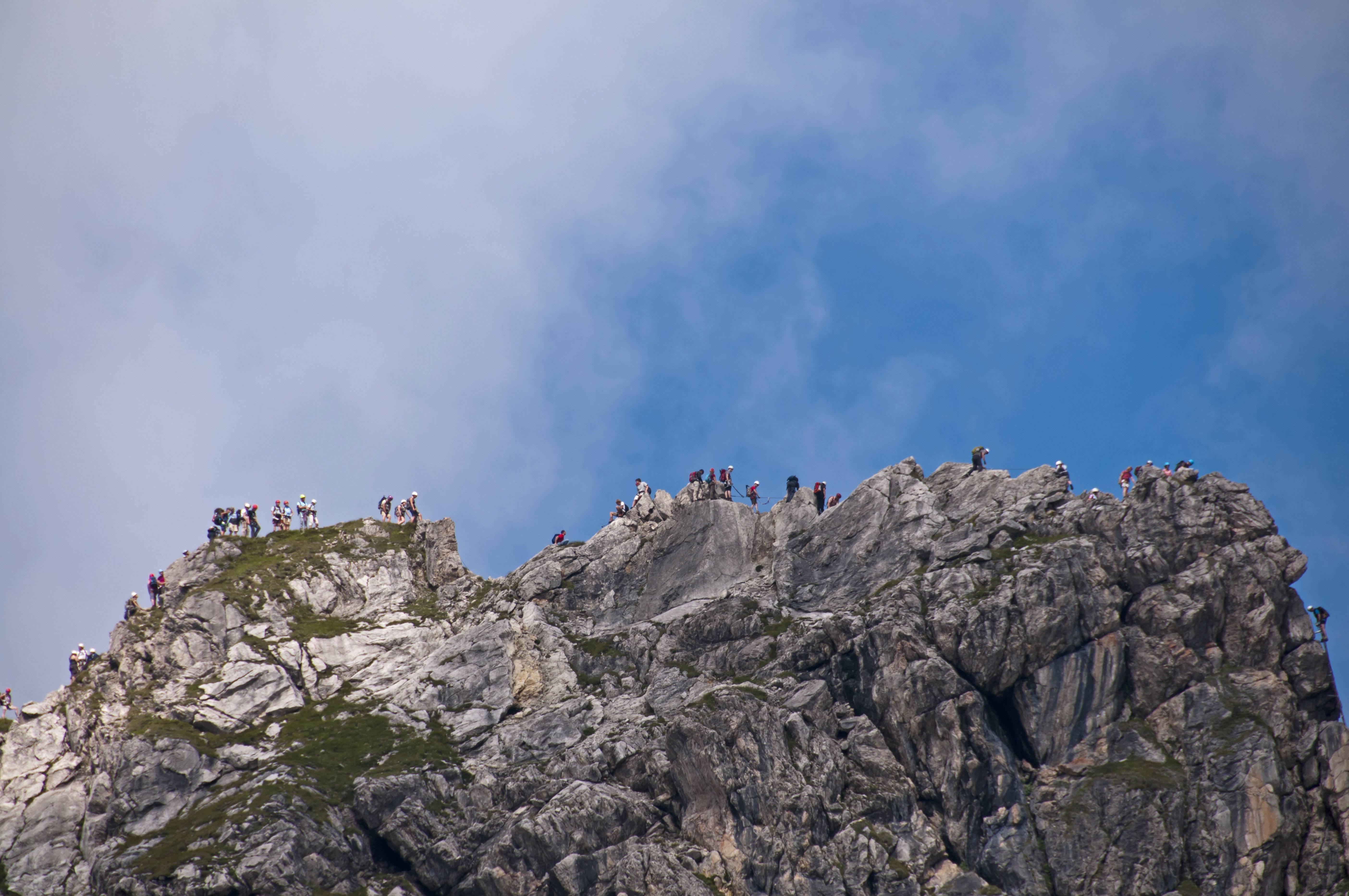 Ettaler Mandl Klettersteig Unfall : Tödlicher unfall am hindelanger klettersteig