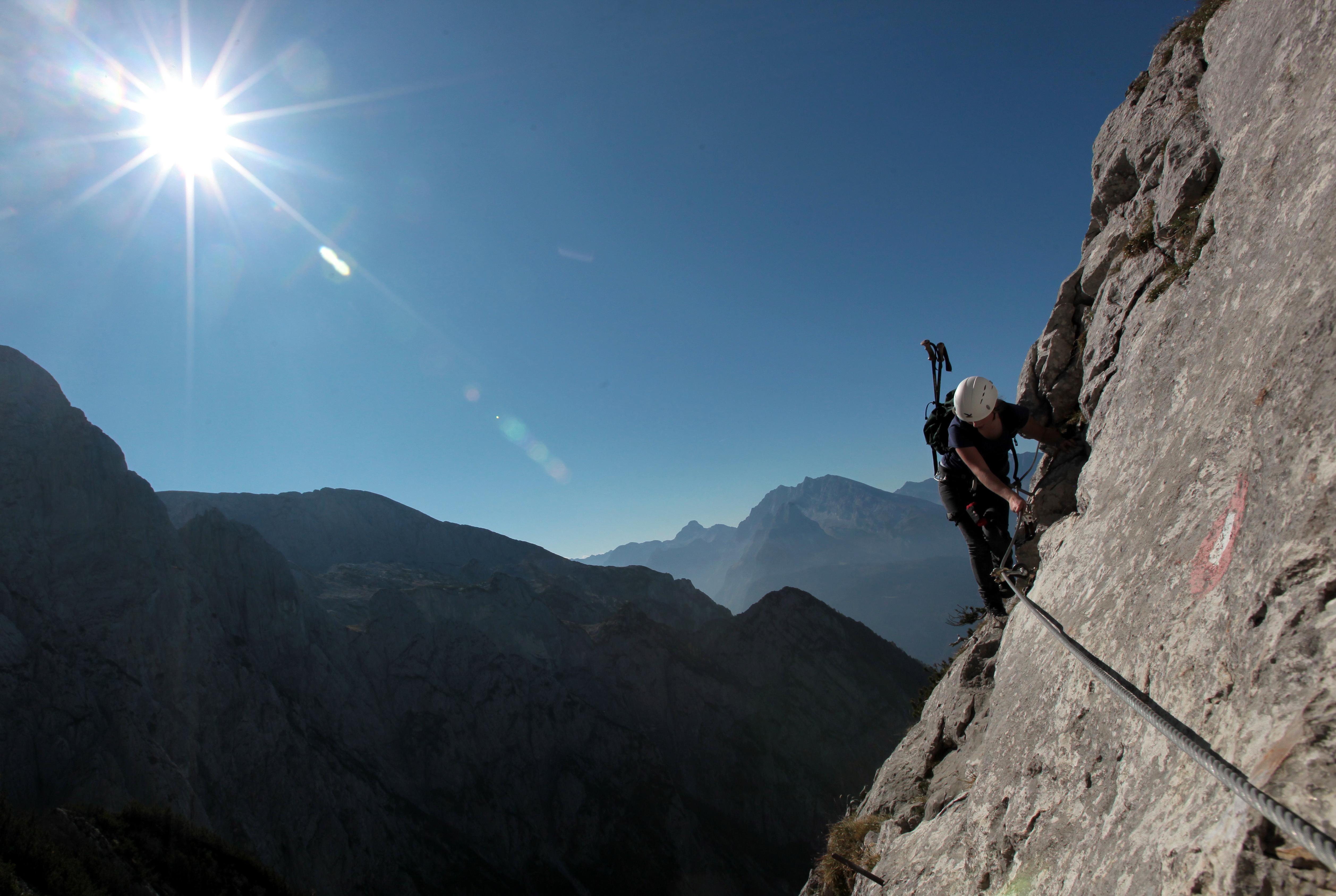 Klettersteig Set Campz : Rückrufaktion klettersteigsets