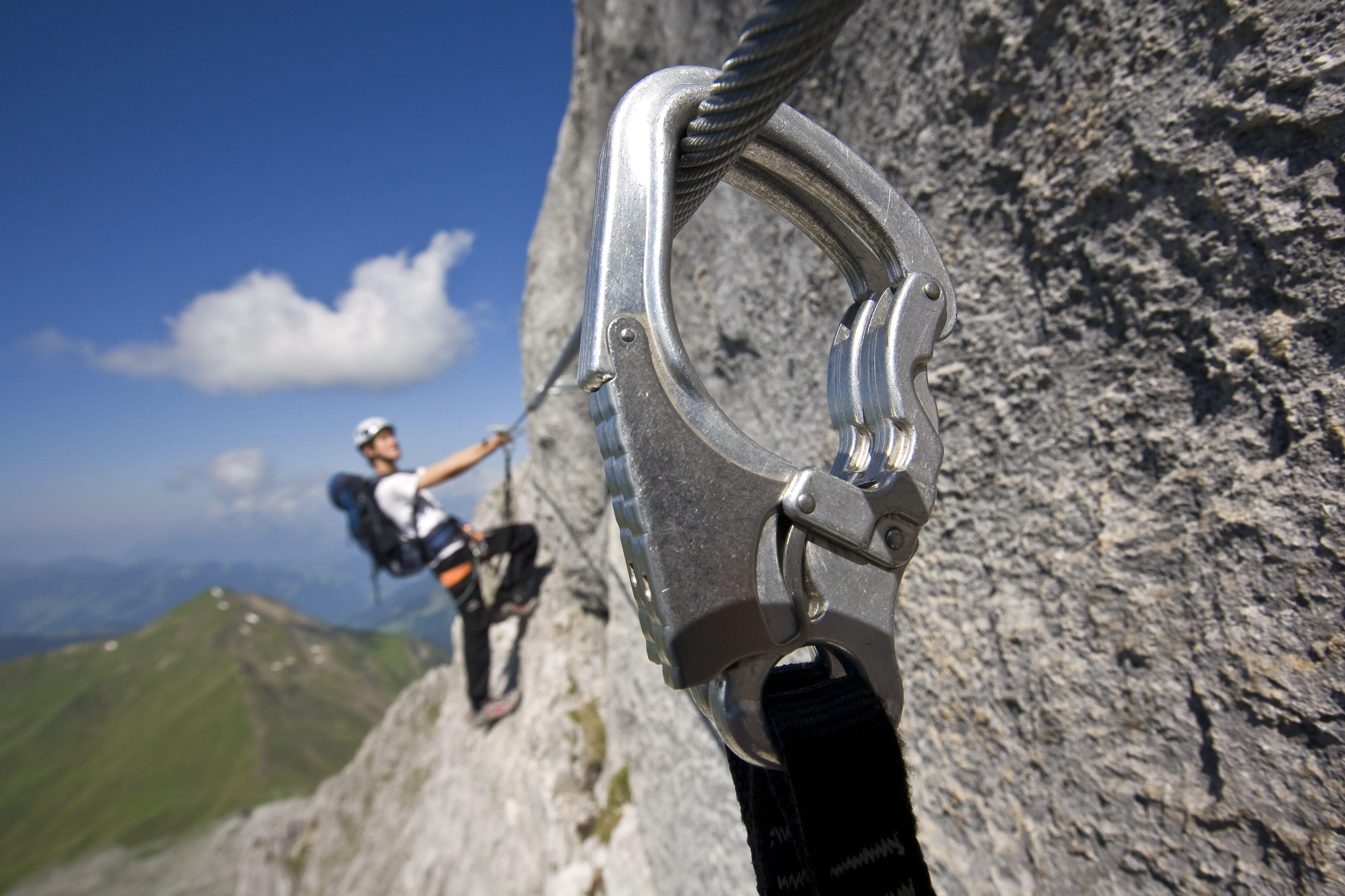Klettersteigset Worauf Achten : Klettersteigsets: darauf müssen sie achten!