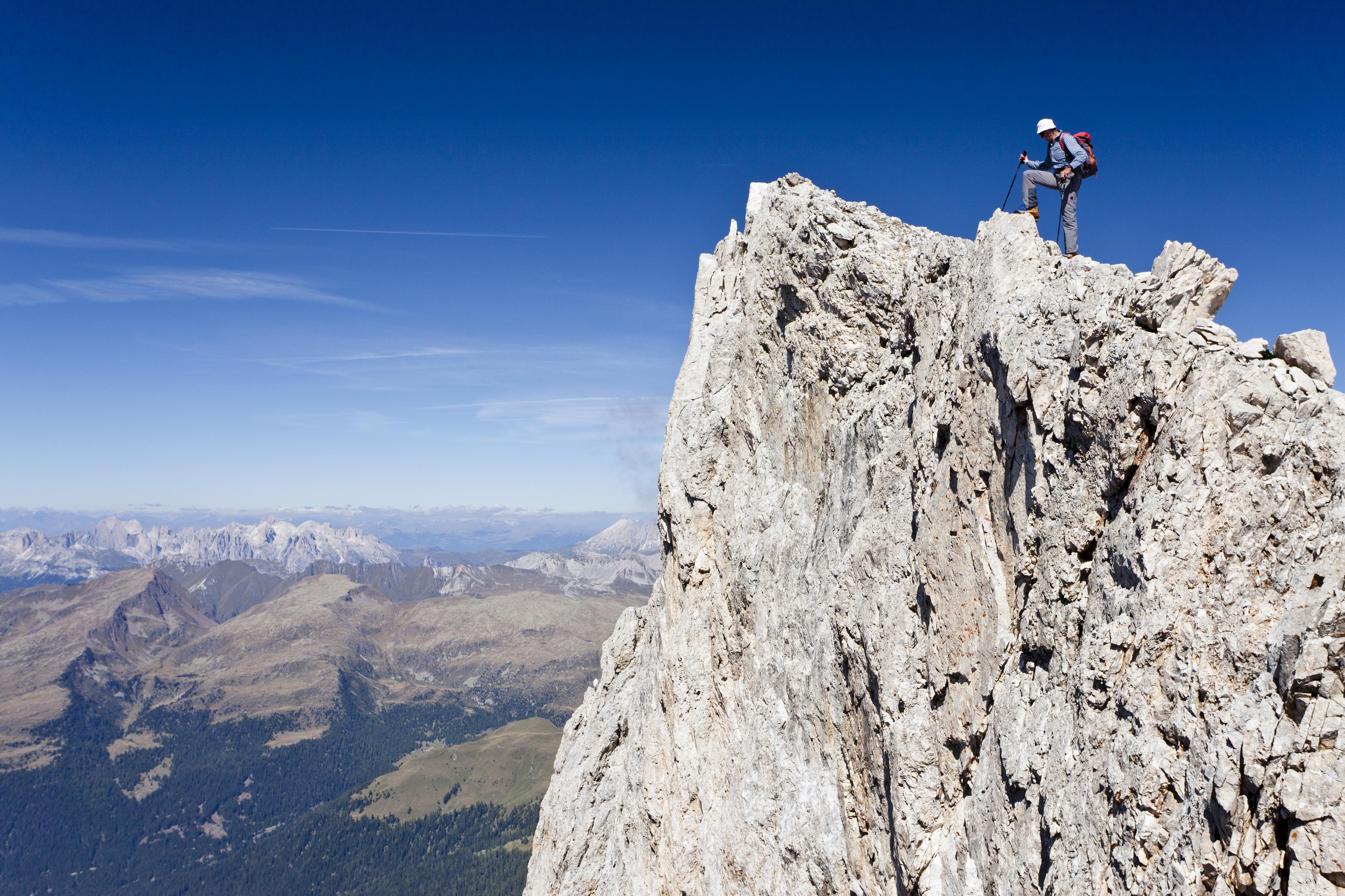 Unsere TV-Tipps vom 16. bis 22. September: Berge im TV: Reinhold Messner, Bergrettung und Mount Everest