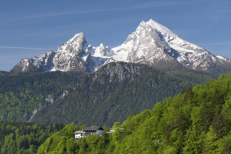 Klettersteigset Watzmann : Watzmann Überschreitung weniger ist mehr