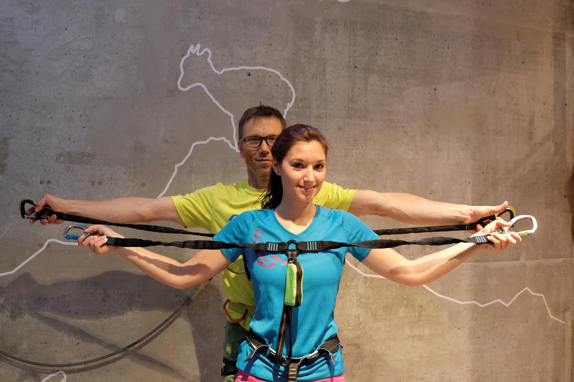 Klettersteigset Hydra : Test: die zehn besten klettersteigsets