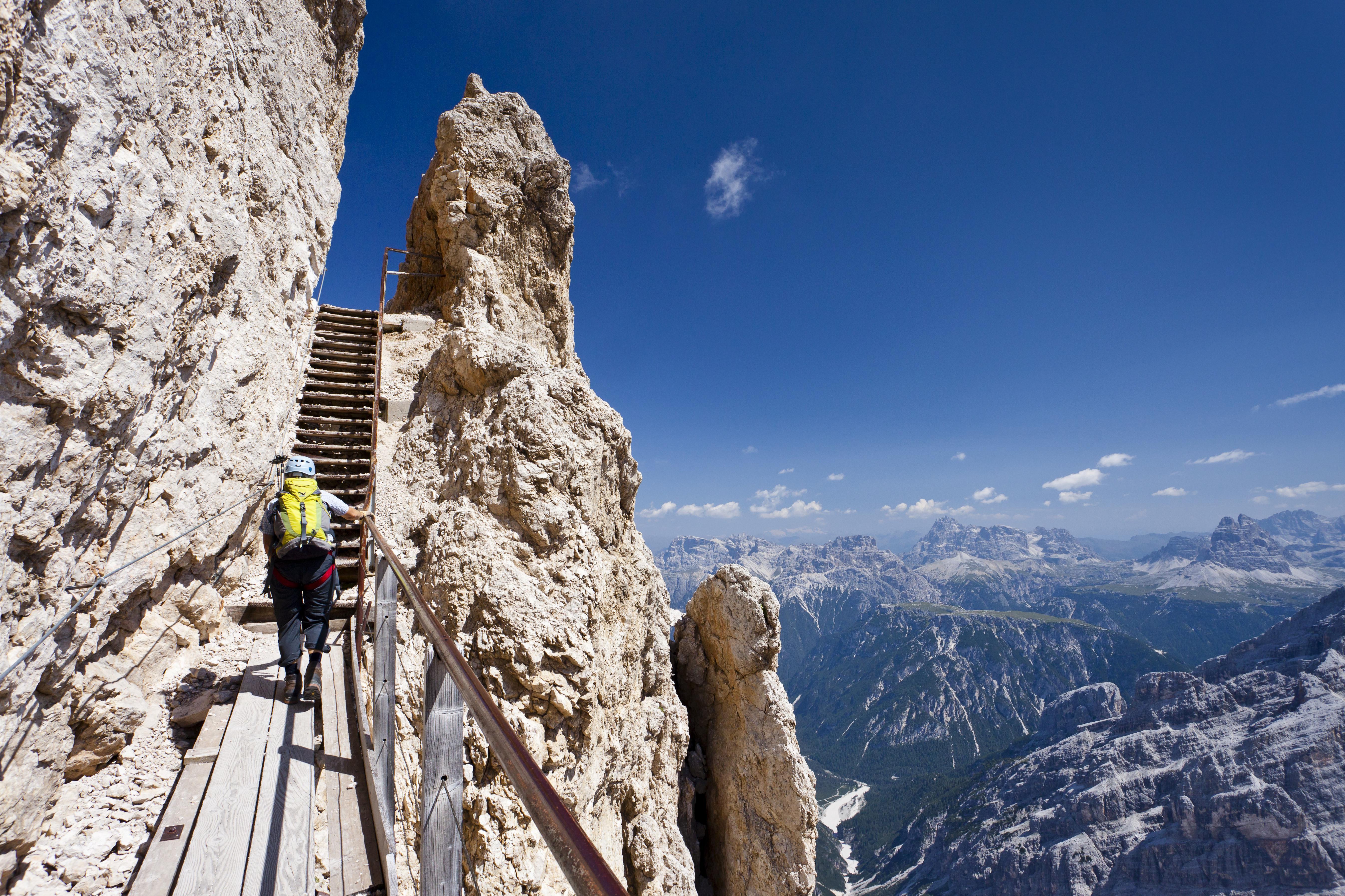 Klettersteig Set Gebraucht : Gebrauchte kletterausrüstung bedenkenlos verwenden
