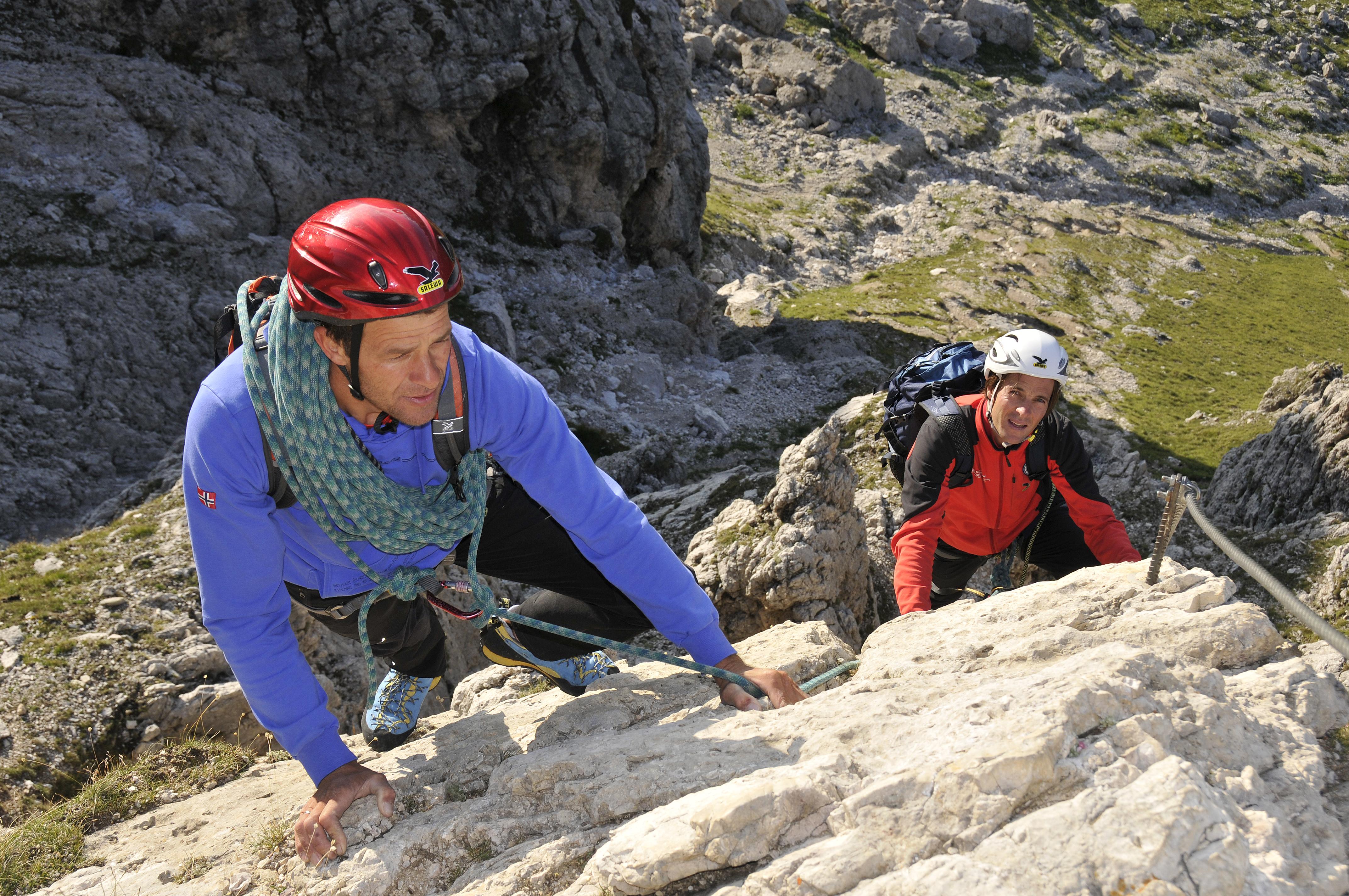 Klettersteigset Paket : Vorsorglicher Überprüfungsaufruf klettersteigsets skylotec