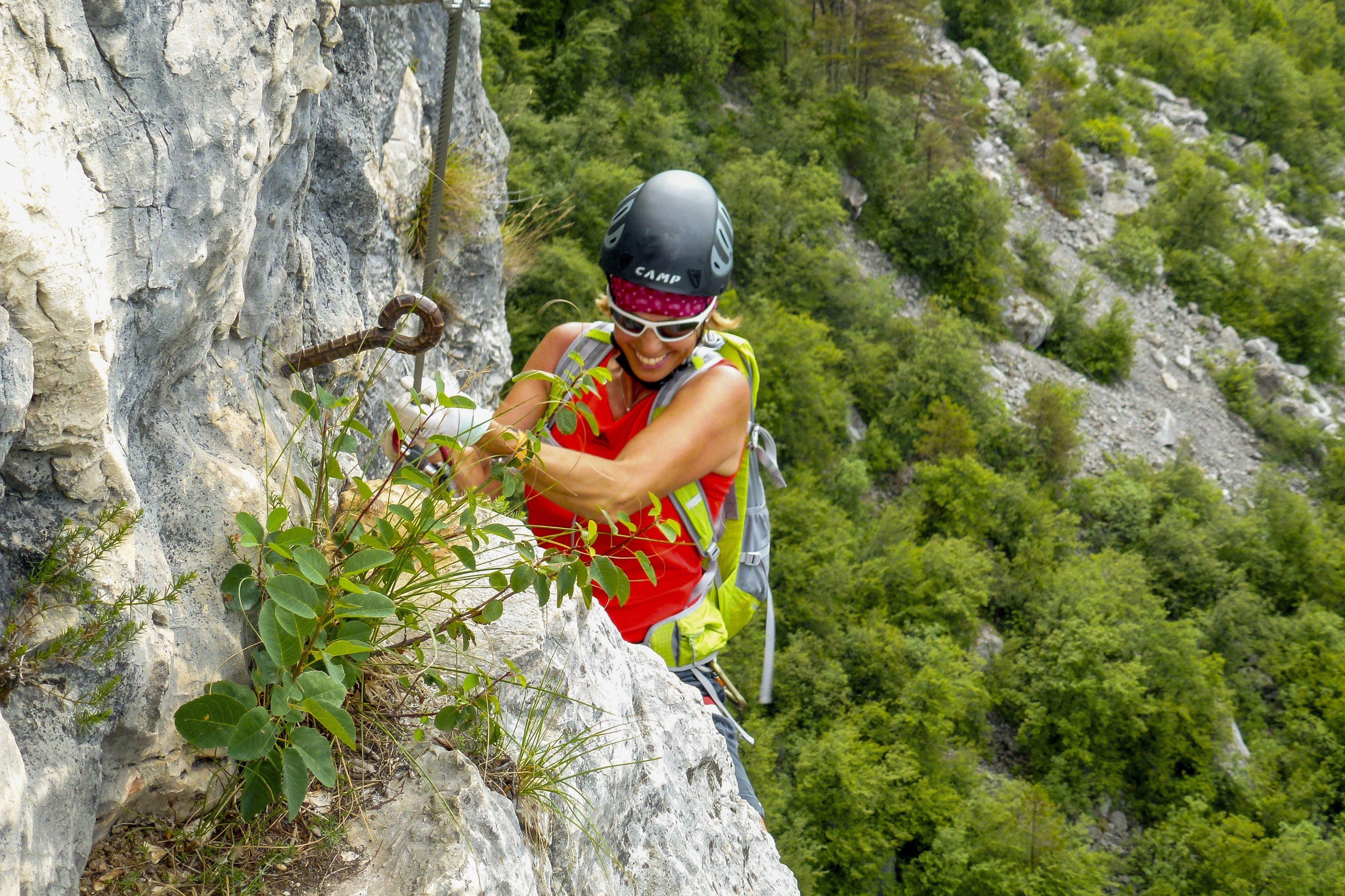 Hindelanger Klettersteig Unfall : Dolomiten pisciadu klettersteig focus online