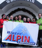 ALPIN Winter-Challenge 2009