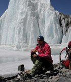 Kaltenbrunner/Dujmovits: Everest Nordwand Expedition 2010 (II).