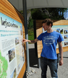 Neues Kletter-Informationszentrum