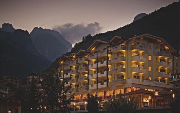 Hauptpreis: Luxus-Woche f�r Zwei im Hotel Belvedere im Trentino!