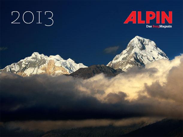ALPIN - Kalender 2013