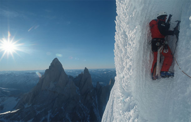 Cerro Torre, Winter 1999