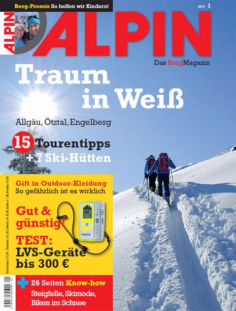 ALPIN 01 / 2013