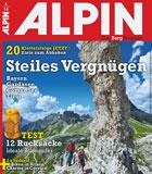ALPIN 04/2014: Klettersteige