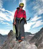 ALPIN 05/2014: Schritt f�r Schritt - Zugspitze Jubil�umsgrat