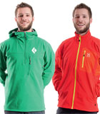 ALPIN 07/2014: Produkttest - Softshell-Jacken