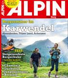 ALPIN 08/2014: Bergsommer im Karwendel