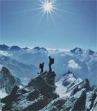 ALPIN 10/2014: Schritt f�r Schritt - Obergabelhorn