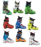ALPIN 11/2014: Markt - Skitourenschuhe