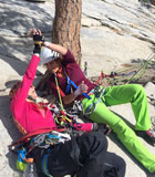 Neuer Frauen-Speed-Rekord am El Capitan