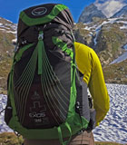 alpin.de Gear Check: Osprey Exos 38