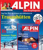 ALPIN 01/2015: Die sch�nsten Skitourenh�tten