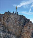 ALPIN 01/2015: Schritt f�r Schritt - Zugspitze/H�llental