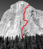 Tommy Caldwell und Kevin Jorgeson: The Dawn Wall Project