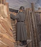 Sonderausstellung zum Krieg in den Alpen in Ingolstadt
