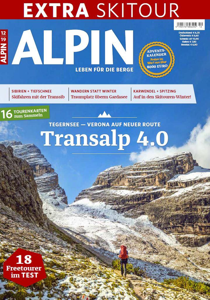 Das aktuelle Heft 12 / 19 - jetzt im Handel